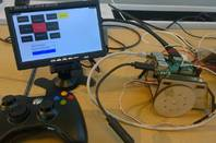 Windows 10 powering a Raspberry Pi 2 robot