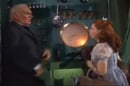 Wizard of Oz, man behind the curtain