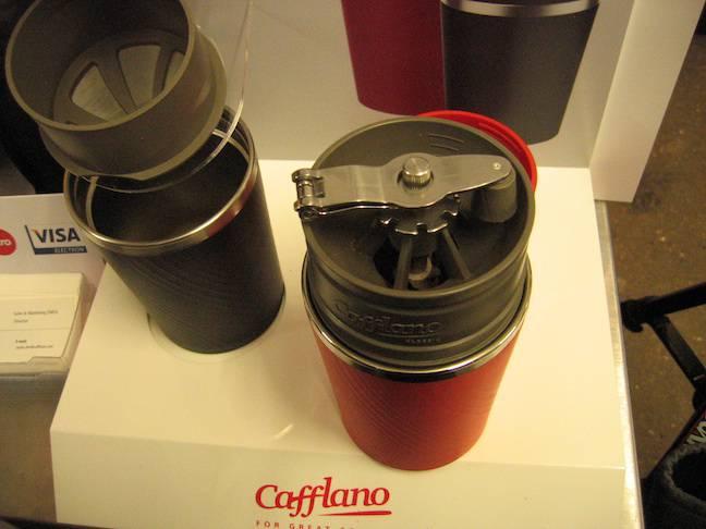 Cafflano Grinder Brewer Flask
