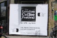 Coffee Festival Brick Lane