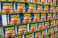 Wall of Spam. Pic: freezelight