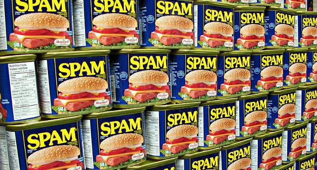 spam meatloaf