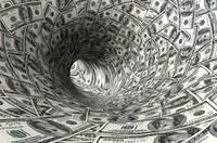 Funnel of cash. Credit: via SXC – http://www.sxc.hu/profile/Leonardini
