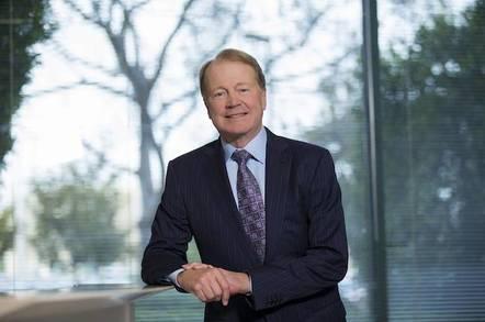 Departing Cisco CEO John Chambers