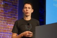 CoreOS chief technology officer Brandon Philips