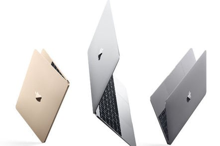 Macbook 2015. Pic: Apple