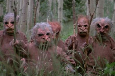 "Trolls from the film ""Troll 2"""