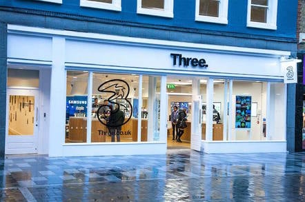 Three store maidenhead