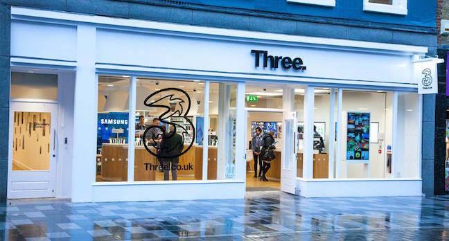 Three store maidenhead