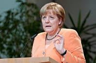 Angela Merkel. Pic: Christliches Medienmagazin