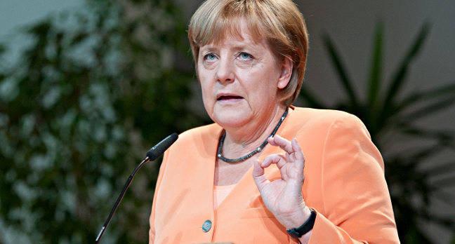 Angela Merkel. Pic: Christliches Medienmagazin