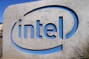 Intel sign by StockMonkeys.com