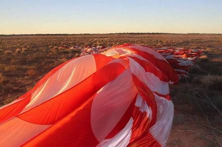Some of the Super Pressure Balloon. M. McCarthy, submitted to the ABC