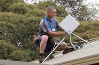 NBN Co fixed wireless antenna