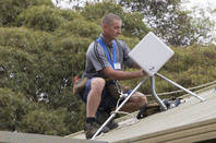 NBN Co fixed wireless antenna