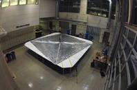 LightSail's solar sail