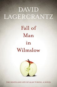 David Lagercrantz, Fall of Man in Wilmslow book cover