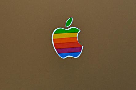 Apple logo. Pic: Blake Patterson