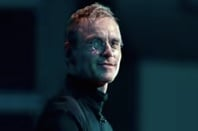 Michael Fassbender as Steve Jobs