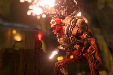 Revenant in Doom reboot