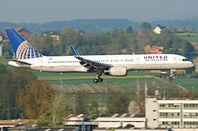 United Airlines Boeing 757. Pic: Aero Icarus
