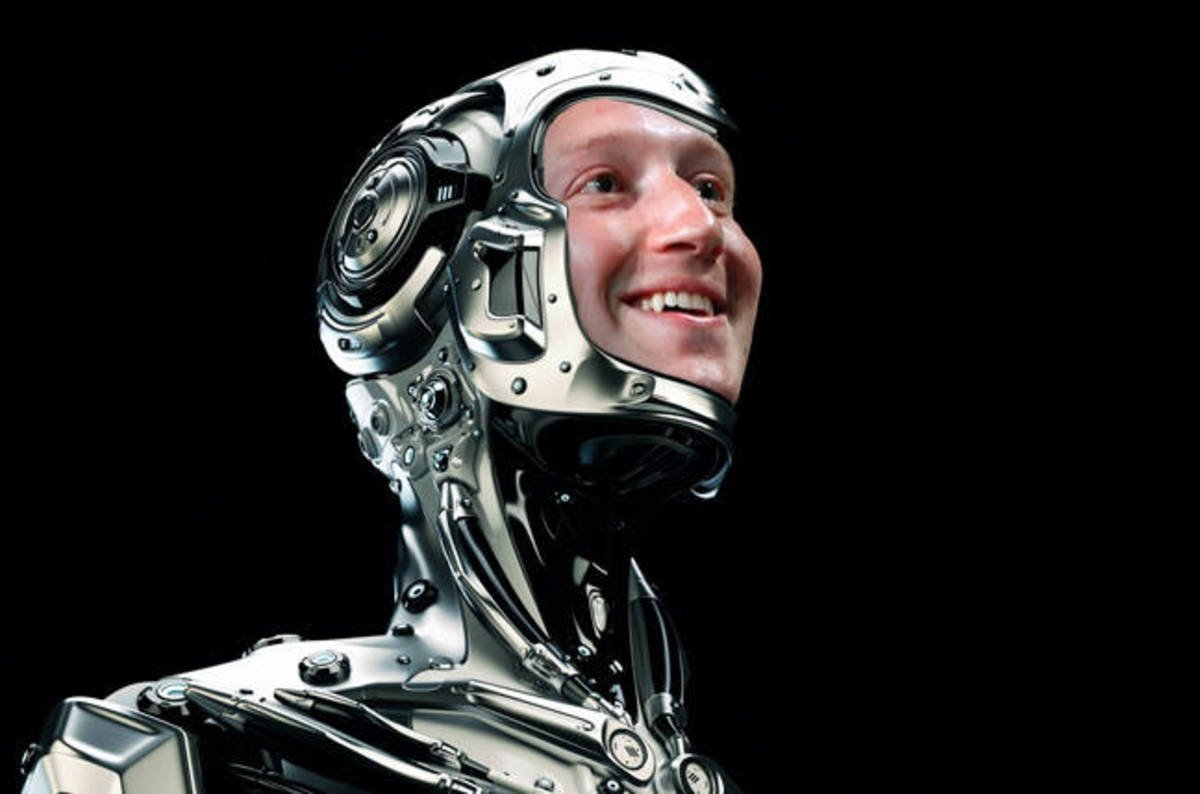 Zuckerberg Turns His Home Into Creepy Robot Buddy The