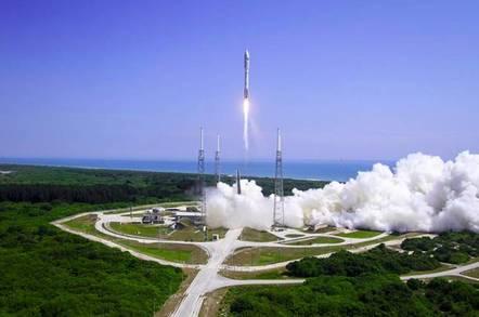 ULA Atlas launch