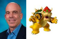 Doug Bowser (left) and Bowser