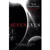 Neal Stephenson, Seveneves book cover