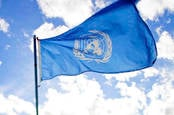 United nations flag by https://www.flickr.com/photos/sanjit/ cc 2.0 attribution https://creativecommons.org/licenses/by/2.0/