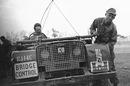 Land Rover in the Korean War