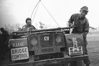 Land Rover in the Korean War