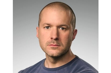 Jonathan (Jony) Ive of Apple