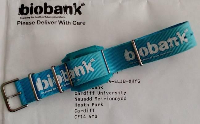 Biobank Activity Monitor