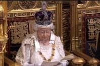 Queen's Speech 2015. Screen grab from Parliament TV