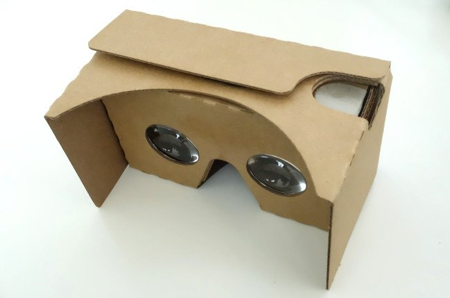Google Cardboard I/O 2015