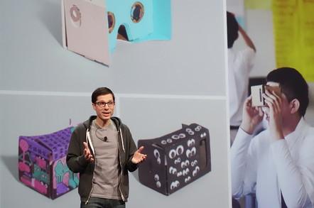Clay Bavor at Google I/O 2015