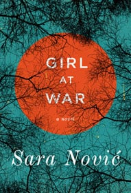Sara Nović, Girl at War book cover