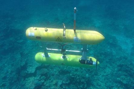The Sirius Autonomous Underwater Vehicle