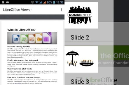 Libre Office for Android