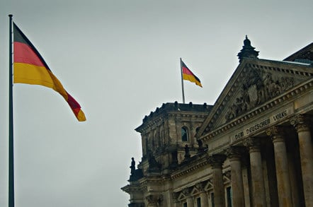 The Bundestag in Berlin. Pic: Hernán Piñera