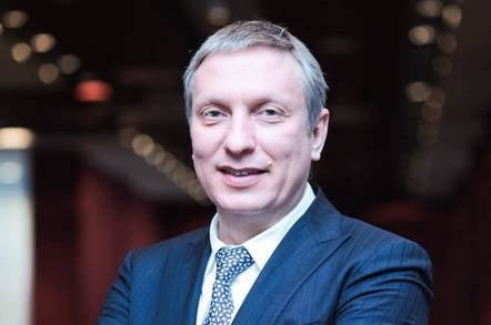 Veeam CEO Ratmir Timashev