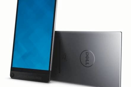 Dell Venue 8 7840 front and rear