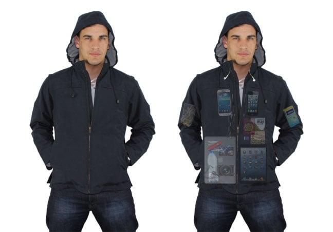 AyeGear J25 Gadget Jacket