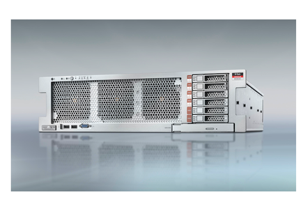 The Oracle X5-4 server