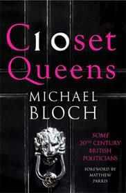 Michael Bloch, Closet Queens book cover