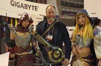Gigabyte fantasy gaming girls