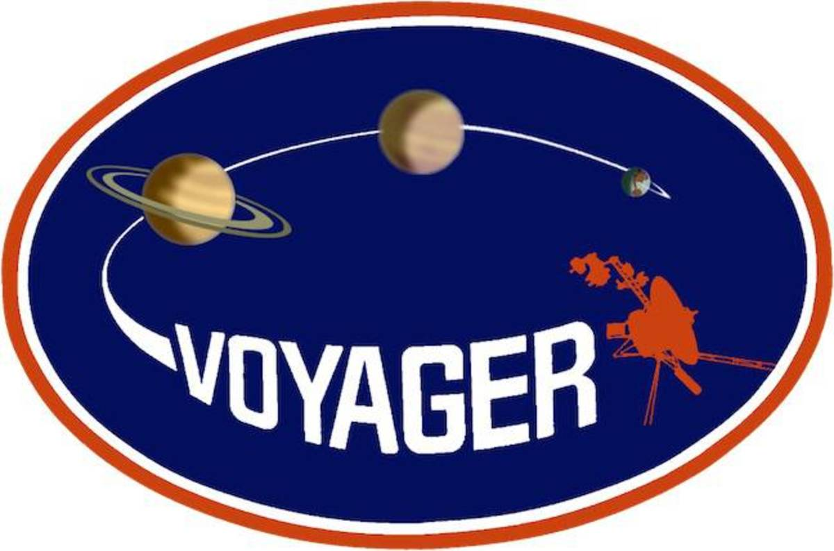 A brief history of the voyager 1 space program