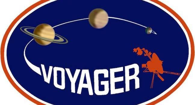 Voyager mission logo