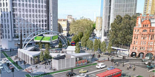 How silicon roundabout will look